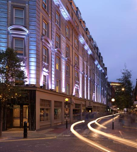 Radisson Blu Edwardian, Mercer Street in London
