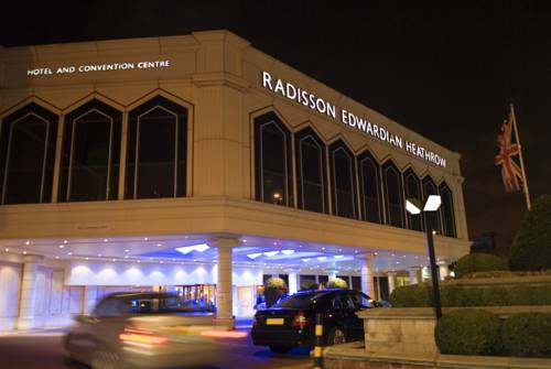 Radisson Blu Edwardian, Heathrow in 