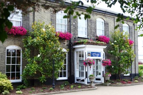 Best Western Annesley House Hotel in Norwich