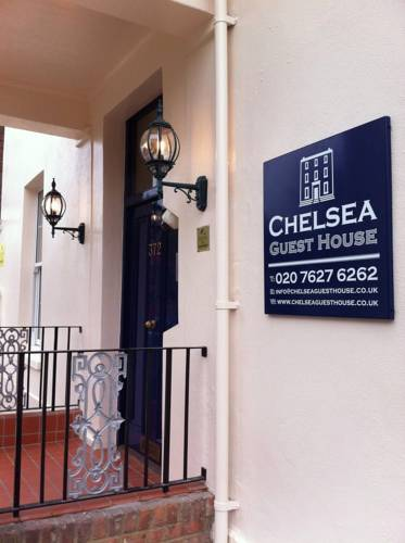 Chelsea Guest House in London