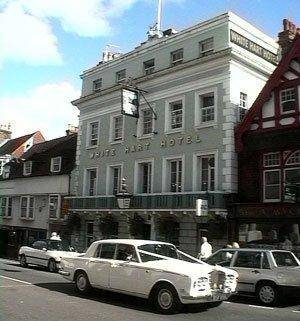 White Hart Hotel in Brighton