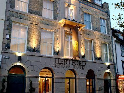 Hertford House Hotel