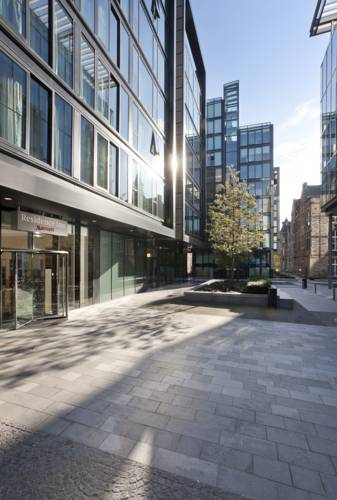 Residence Inn by Marriott Edinburgh in Edinburgh