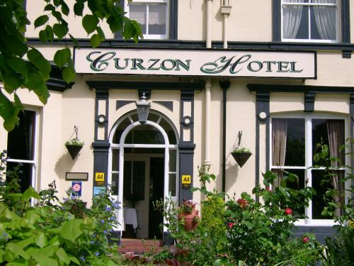 The Curzon Hotel in Chester