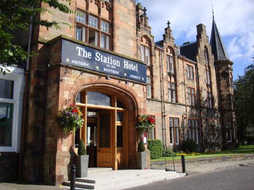 Station Hotel in Scotland
