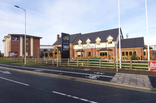 Premier Inn Burton On Trent Central