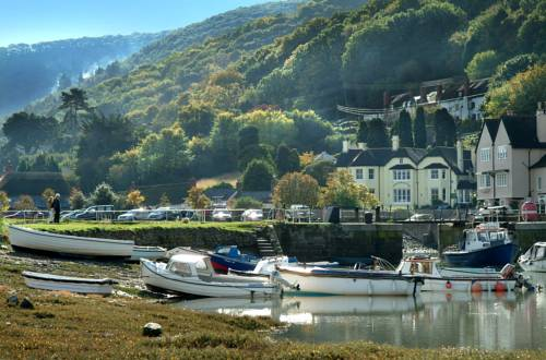 The Cafe at Porlock Weir With Rooms in Devon
