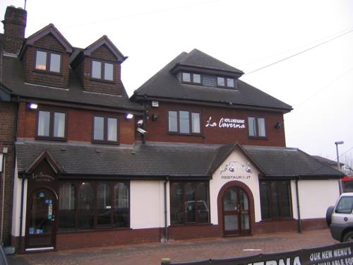 La Caverna Hotel and Italian Restaurant in Birmingham