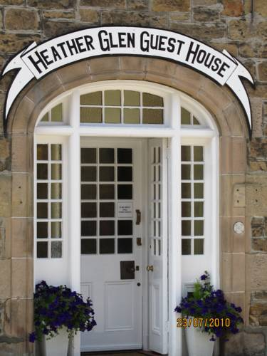 Heather Glen Guest House in Scotland
