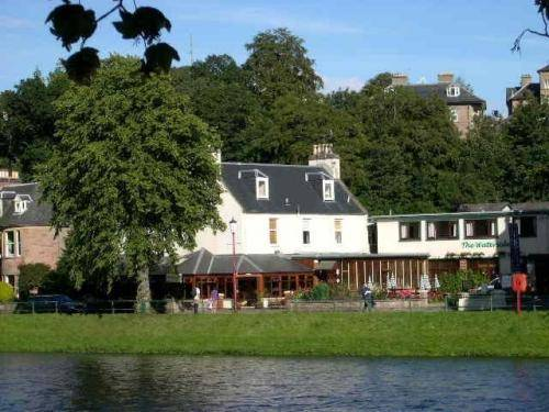 The Waterside Hotel in Scotland