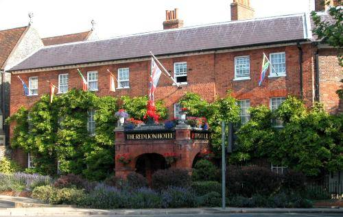 The Red Lion Hotel in
