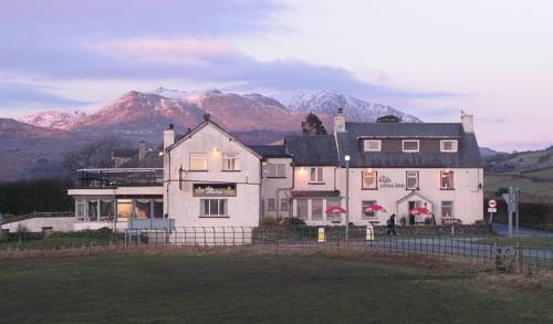 The High Cross Inn in Cumbria