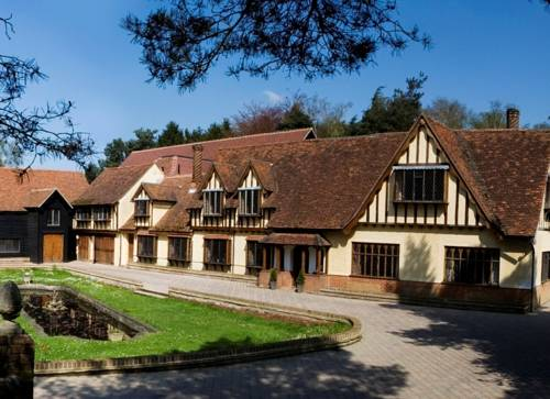 Great Hallingbury Manor Hotel