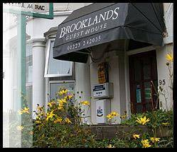 Brooklands Guest House in Cambridge
