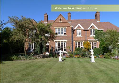 Willingham House in Cambridge