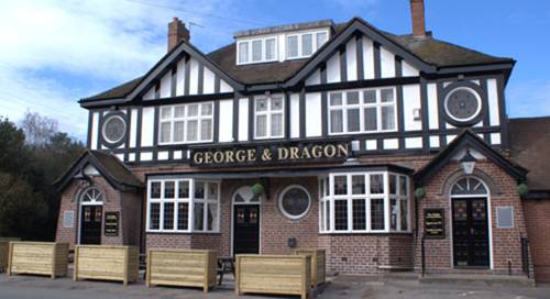 George and Dragon in Birmingham