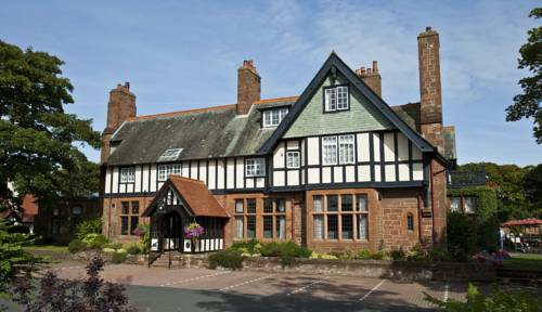Piersland House Hotel in Prestwick