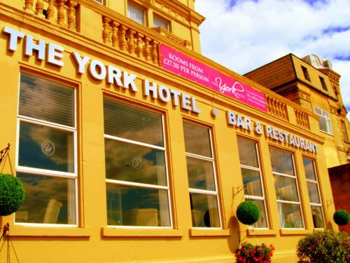 The York Hotel in Weston-Super-Mare