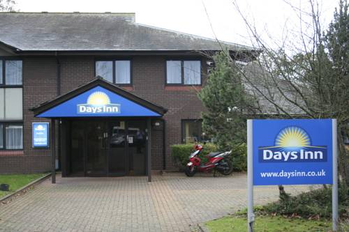 Days Inn Taunton in Devon