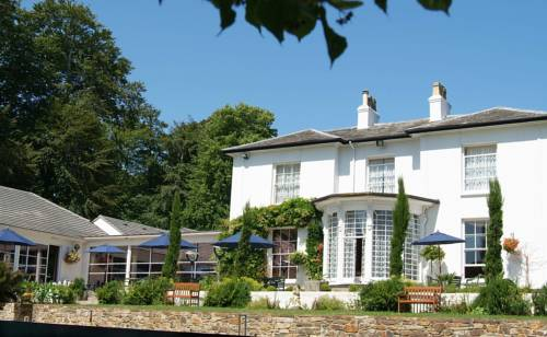 Penmere Manor Hotel in Falmouth