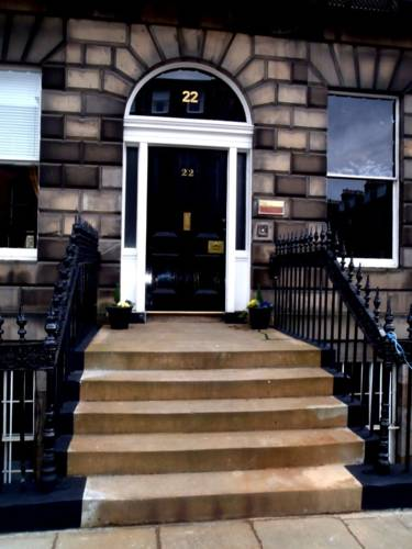 22 Chester Street in Edinburgh