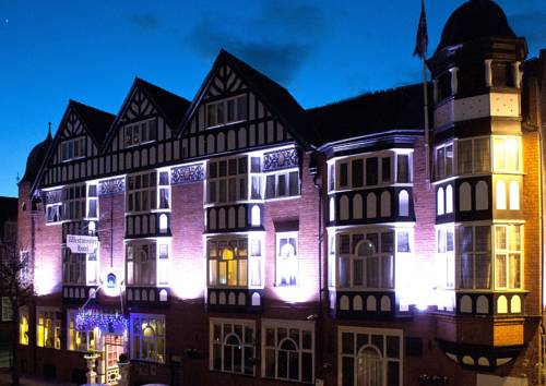 Best Western Westminster Hotel in Chester