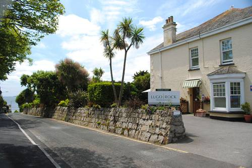 Lugo Rock Guest House in Cornwall