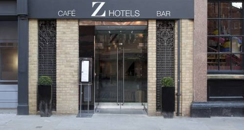 The Z Hotel Soho in London