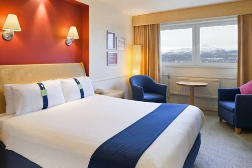Holiday Inn Edinburgh in Scotland