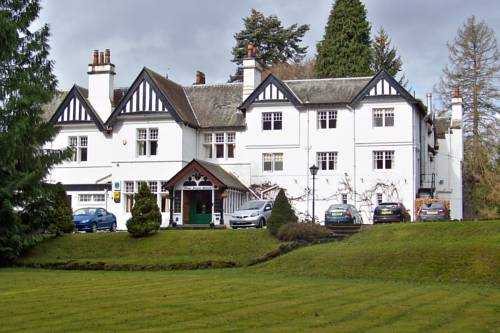 Pine Trees Hotel Pitlochry in Scotland