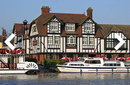 Innkeeper's Lodge Norfolk Broads, Horning