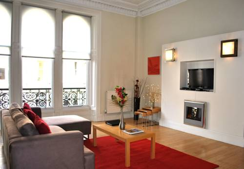 Dreamhouse Apartments Edinburgh West End in Scotland
