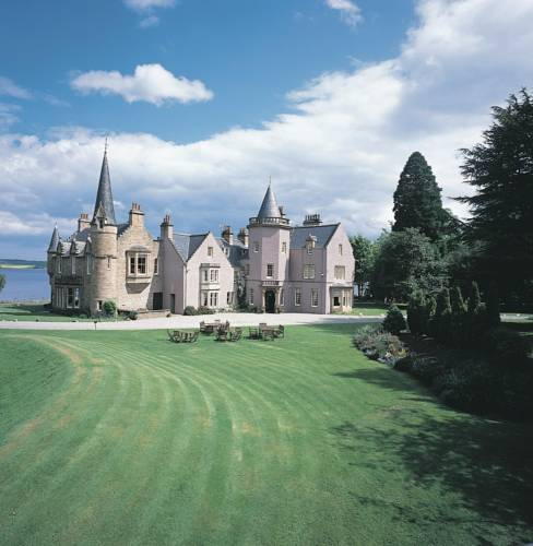 Bunchrew House Hotel in Scotland
