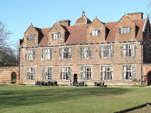 Castle Bromwich Hall Hotel in Birmingham