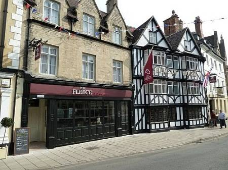 The Fleece at Cirencester- a Thwaites Inn of Character in Cotswolds