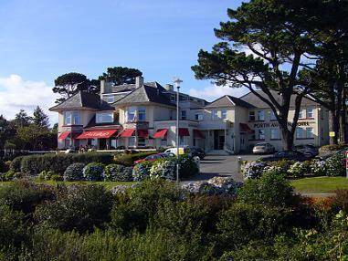 Porth Avallen Hotel in Cornwall