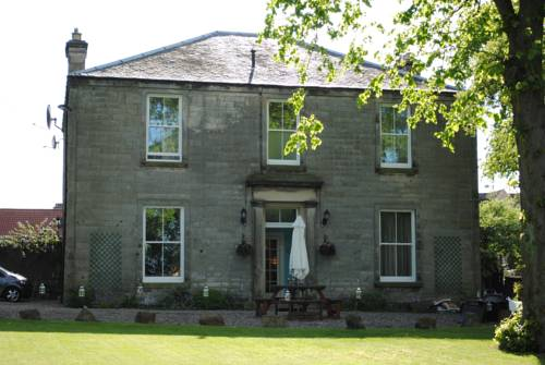 Backmarch House BandB in Scotland