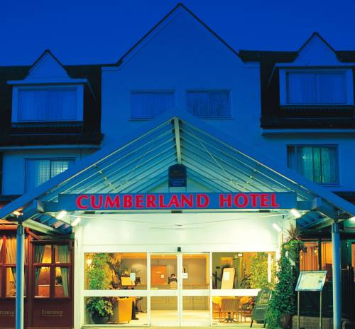 Best Western Cumberland Hotel in 