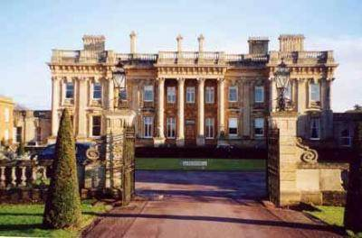 Heythrop Park in Cotswolds