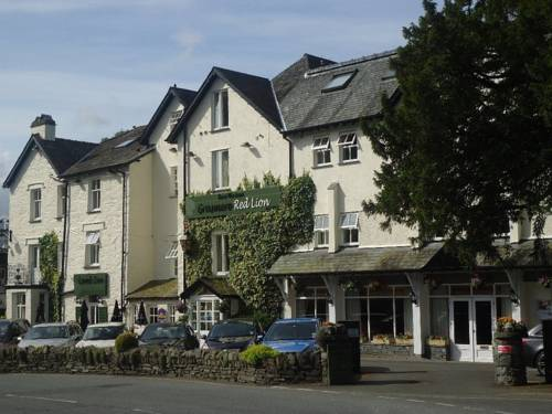 Best Western Grasmere Red Lion Hotel in Ambleside