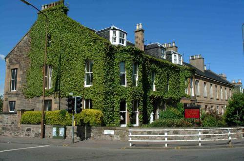A-Haven Townhouse Hotel in Edinburgh