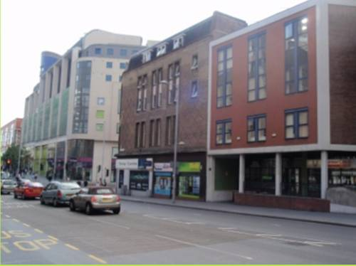Emporium Apartments Nottingham City Centre