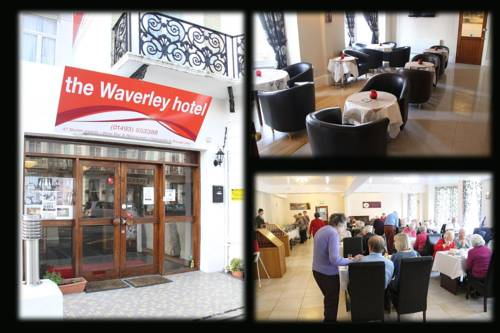 The Waverley Hotel in Great Yarmouth