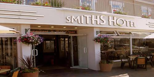 Smiths Hotel in Weston-Super-Mare
