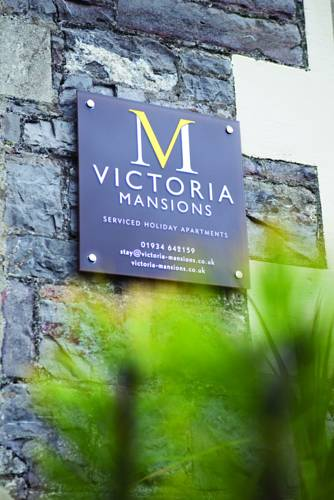 Victoria Mansions Hotel Apartments in Weston-Super-Mare