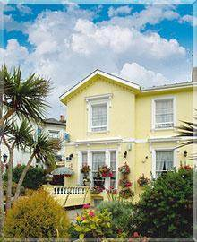 Kingston House in Torquay
