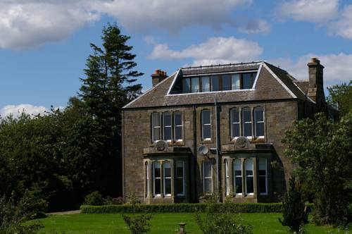 Bankhead House BandB in Scotland