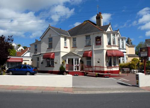 Crown Lodge in Paignton