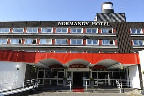 Normandy Hotel in Scotland