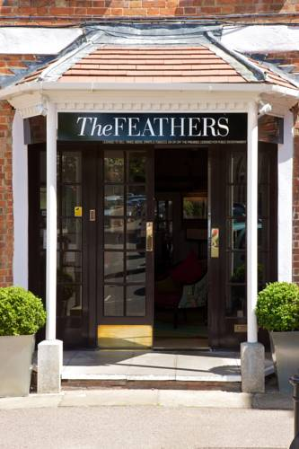 The Feathers in Oxford